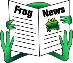 frog news web